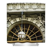 Angelic Door Topper Shower Curtain