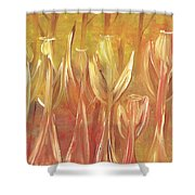 Angelic Symphony Shower Curtain