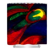 Angels 2 Shower Curtain