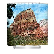 Angel's Landing Shower Curtain