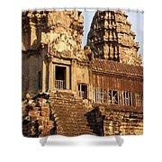 Angkor Wat 03 Shower Curtain