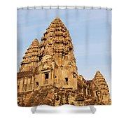 Angkor Wat 04 Shower Curtain