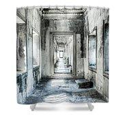 Angkor Wat Gallery Shower Curtain