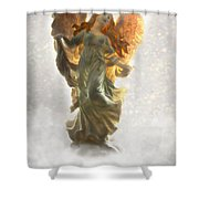 Angel II Shower Curtain