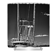Anh Quoc Bw Shower Curtain