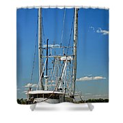 Anh Quoc Shower Curtain