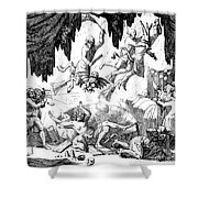 Animal Magnetism, 1784-5 Shower Curtain