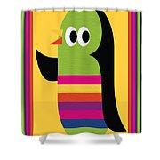Animal Series 1 Shower Curtain