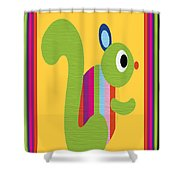 Animal Series 3 Shower Curtain