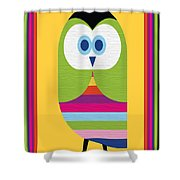 Animal Series 5 Shower Curtain