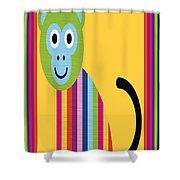 Animal Series 6 Shower Curtain