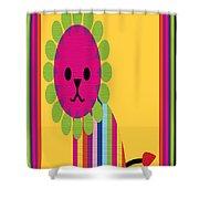 Animal Series 7 Shower Curtain