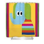 Animal Series 8 Shower Curtain