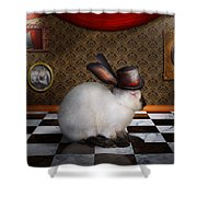 Animal - The Rabbit Shower Curtain