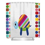 Animals Whimsical 2 Shower Curtain