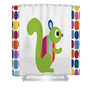 Animals Whimsical 3 Shower Curtain