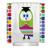 Animals Whimsical 5 Shower Curtain