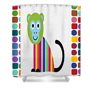 Animals Whimsical 6 Shower Curtain