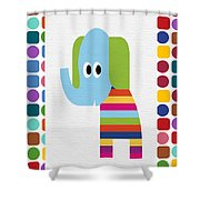 Animals Whimsical 8 Shower Curtain