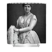 Anna Williams (1845-1924) Shower Curtain