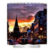 Annapolis Night Shower Curtain