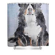 Anne Bell Shower Curtain