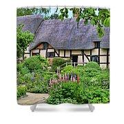 Anne Hathaways Cottage 5975 Shower Curtain