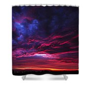Anomaly Shower Curtain by Andrew Paranavitana