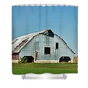 Another Barn To Repair Shower Curtain