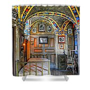 Another Bedroom At The Castle Shower Curtain
