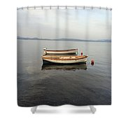 Another Boat Shower Curtain
