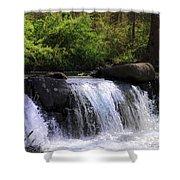 Another Hidden Waterfall Shower Curtain