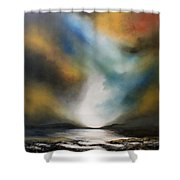 Another Journey Shower Curtain