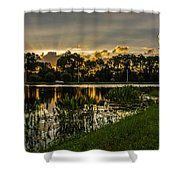 Another Sun Shower Curtain