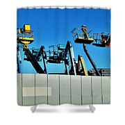 Another Tall Order  Shower Curtain