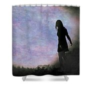 Another World Shower Curtain by Loriental Photography