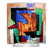 Answered Prayer Shower Curtain by Anthony Falbo
