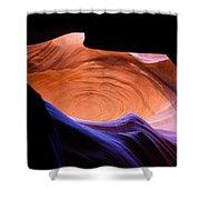 Antelope Canyon - Page Az Shower Curtain