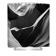 Antelope Canyon 016 Shower Curtain