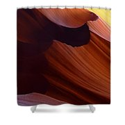 Antelope Canyon 39 Shower Curtain