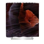 Antelope Canyon 34 Shower Curtain