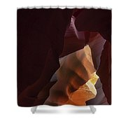 Antelope Canyon 33 Shower Curtain