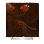Antelope Canyon 21 Shower Curtain