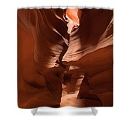Antelope Canyon 11 Shower Curtain