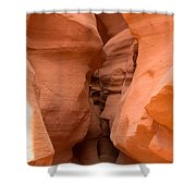 Antelope Canyon 14 Shower Curtain