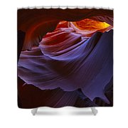 Antelope Canyon 6 Shower Curtain