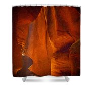 Antelope Canyon 21 Shower Curtain