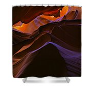 Antelope Canyon 23 Shower Curtain