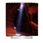 Antelope Canyon 3 Shower Curtain