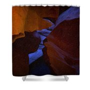 Antelope Canyon 36 Shower Curtain